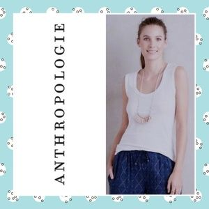 Anthropologie T La Tank top